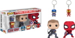 Captain America Civil War - Pop! Vinyl Figure 4-Pack (Marvel)