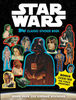 Star Wars - Topps Classic Sticker Book