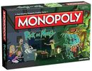 Rick & Morty - Monopoly Edition