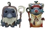 The Dark Crystal: Age of Resistance - The Wanderer & The Heretic NYCC 2019 Pop! Vinyl Figure 2-Pack