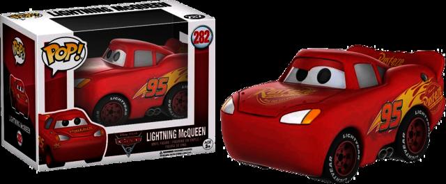 cars 3 lightning mcqueen pop vinyl figure disney 282 retrospace. Black Bedroom Furniture Sets. Home Design Ideas