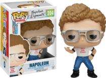 Napoleon Dynamite Uncle Rico Pop Vinyl Figure Movies 208 Retrospace