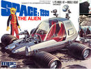 Space 1999 - The Alien (Moon Rover) 1:25 Scale Model Kit