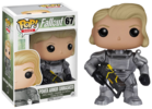 Fallout - Female Power Armour (Unmasked) Pop! Vinyl Figure (Games #67)