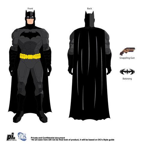 Play Imaginative Super Alloy Batman