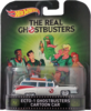 Ghostbusters - Ecto 1 Cartoon Car The Real Ghostbusters Hot Wheels