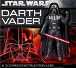 Star Wars - Darth Vader A 3D Reconstruction Book