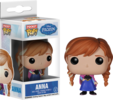 Frozen - Anna Pocket Pop! Vinyl Figure