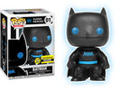 Justice League - Batman Silhouette Glow in the Dark Pop! Vinyl Figure (DC Heroes #01)