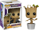 Guardians of the Galaxy - Dancing Groot Pop! Vinyl Figure (Marvel #65)
