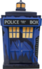 "Doctor Who - Titans 8"" Trenzalore TARDIS Figure"