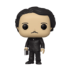 Icons - Edgar Allan Poe (with book) NYCC 2019 Pop! Vinyl Figure (Icons #22)