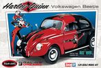 Harley Quinn - Volkswagen Beetle 1/25 scale model kit