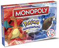 Pokemon - Monopoly board game