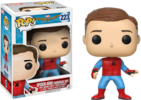Spider-Man: Homecoming - Spider-Man Homemade Suit Unmasked Pop! Vinyl Figure (Marvel #223)