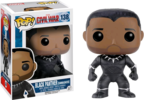Captain America Civil War - Black Panther Unmasked Pop! Vinyl Figure (Marvel #138)