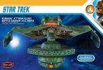Star Trek – Klingon K't'inga-Class Battle Cruiser IKS Amar 1:350 Scale Model Kit
