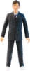 Doctor Who - Tenth Doctor in Brown Suit with Sonic Screwdriver 5'' Action Figure