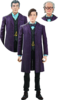 Doctor Who - 11th Doctor & 12th Doctor The Time of the Doctor Regeneration Set