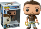 Uncharted 4: A Thief's End - Nathan Drake in Brown Shirt Pop! Vinyl Figure (Games #88)