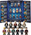Doctor Who - Character Building 11 Doctors 50th Anniversary Mini Figure Pack