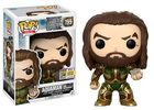 Justice League Movie - Aquaman with Motherbox Pop! Vinyl Figure (DC Heroes #199)