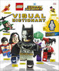 LEGO DC Comics Super Heroes Visual Dictionary Updated Edition