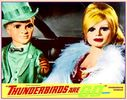 Thunderbirds Are Go - Lady Penelope and Alan Magnet