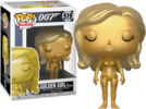James Bond - Golden Girl (Goldfinger) Pop! Vinyl Figure (Movies #519)