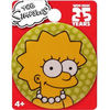 The Simpsons - Lisa Simpson Cool Button Pin