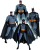 Batman - 75th Anniversary Action Figure 4-Pack