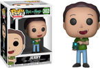 Rick and Morty - Jerry Pop! Vinyl Figure (Animation #302)