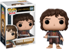 The Lord of the Rings - Frodo Baggins Pop! Vinyl Figure (Movies #444)