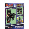 LEGO The LEGO Movie 2 - Sticker Batman