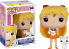Sailor Moon - Sailor Venus with Artemis Pop! Vinyl Figure (Animation #94)