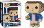 Stranger Things - Eleven with Eggos 8-Bit Pop! Vinyl Figure (8-Bit #016)