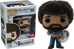 The Joy of Painting - Bob Ross Flocked Pop! Vinyl Figure (Television #524)