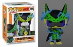 Dragonball Z - Perfect Cell Glows in the Dark Pop! Vinyl Figure (Animation #759)
