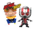 Ant-Man and the Wasp - Movbi & Ant-Man Hot Toys Cosbaby Set