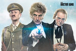 Doctor Who - Twice Upon a Time (2017 Christmas Special) Poster