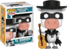 The Quick Draw McGraw Show - El Kabong Pop! Vinyl Figure (Animation #167)