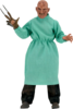 "Nightmare on Elm Street - Surgeon Freddy 8"" Action Figure"