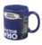 Doctor Who - Dalek Extermination Blue Coffee Mug