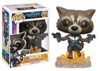 Guardians of the Galaxy: Vol. 2 - Rocket Raccoon Flying Pop! Vinyl Figure (Marvel #201)