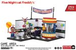Five Nights at Freddy's - Game Area Large Construction Set