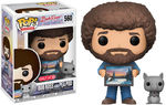 The Joy of Painting - Bob Ross and Pea Pod Pop! Vinyl Figure (Television #560)