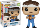 Napoleon Dynamite - Uncle Rico Pop! Vinyl Figure (Movies #208)