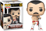 Queen - Freddy Mercury Diamond Glitter Pop! Vinyl Figure (Rocks #97)