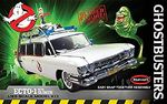 Ghostbusters - Ecto 1 with Slimer Figure 1:25 Scale Model Kit