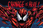 Venom - Carnage Is Here Poster